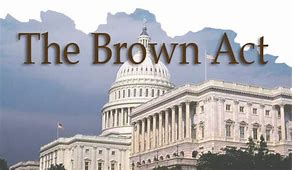 Brown Act