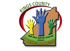 Kings County Census Logo